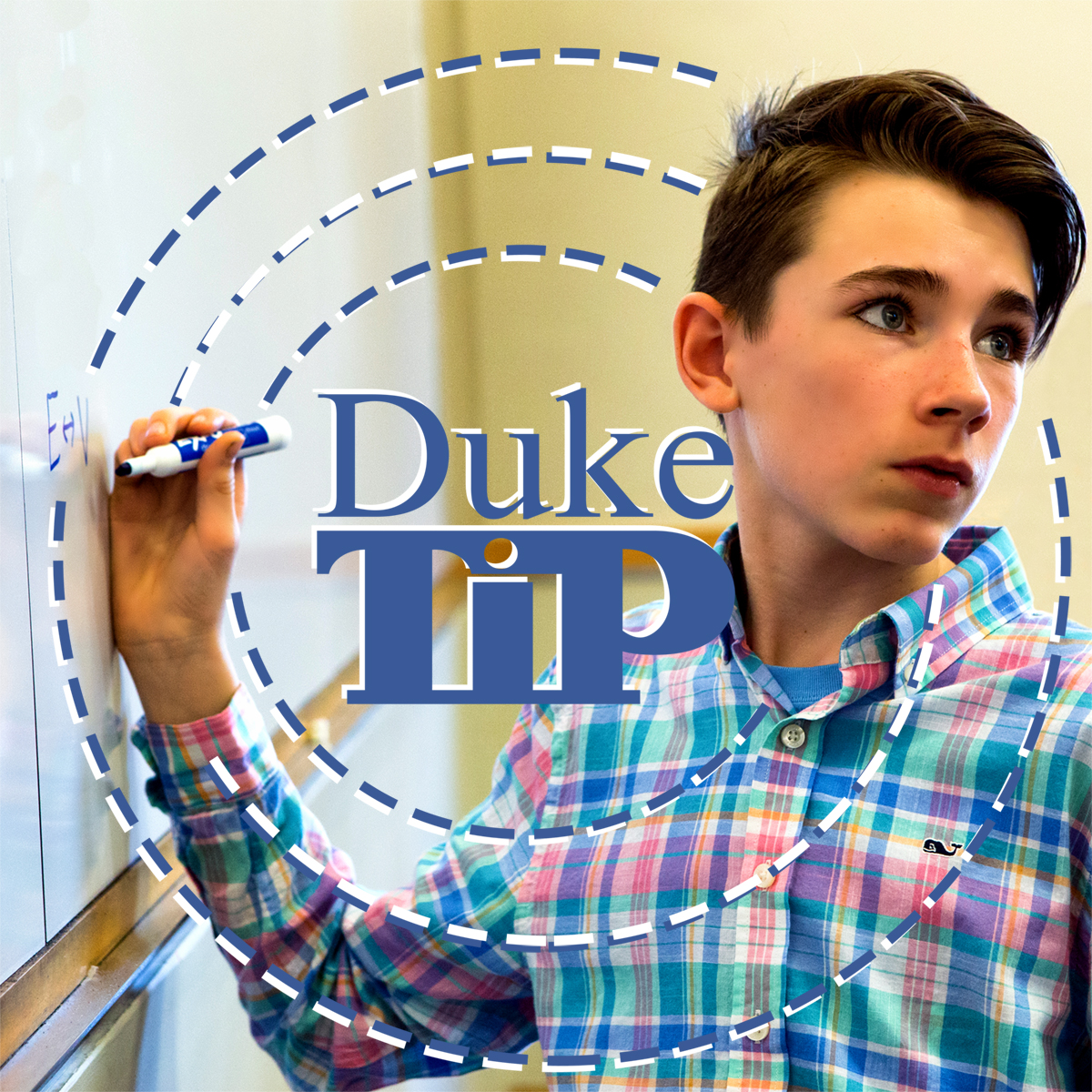 Coming soon: The Duke TIP Podcast