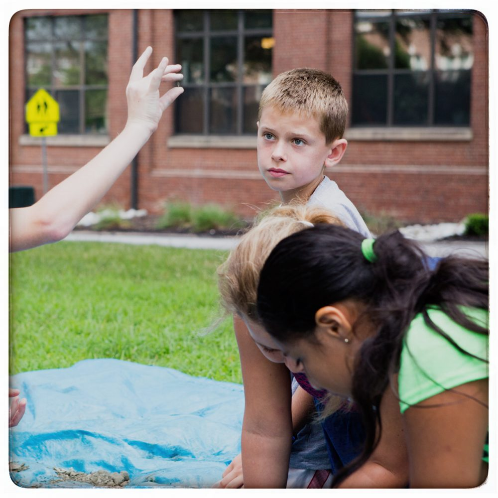 Independent Summer Enrichment and Exploration: Digging In