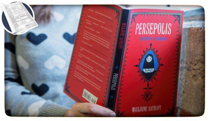 Book Talk: Persepolis
